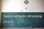 osnovno seksualno obrazovanje
